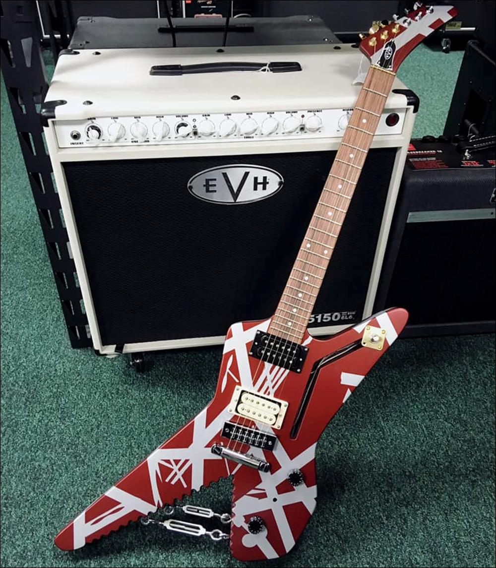 EVH Shark Guitar