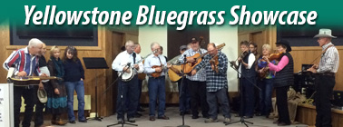 Yellowstone Bluegrass Association