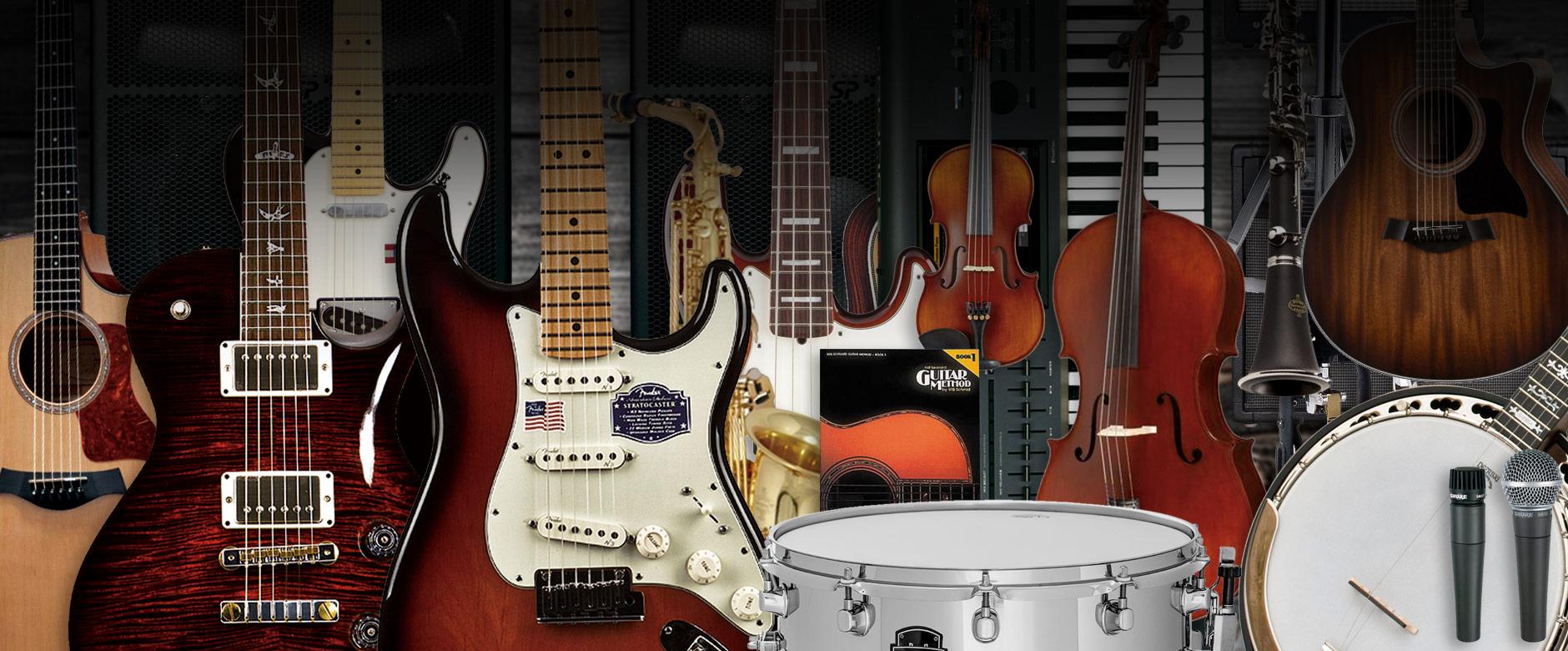 Musical Outfitter Hansen Music