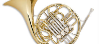 French Horn Rental Hansen Music
