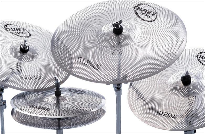 Sabian Quiet Tone Cymbals
