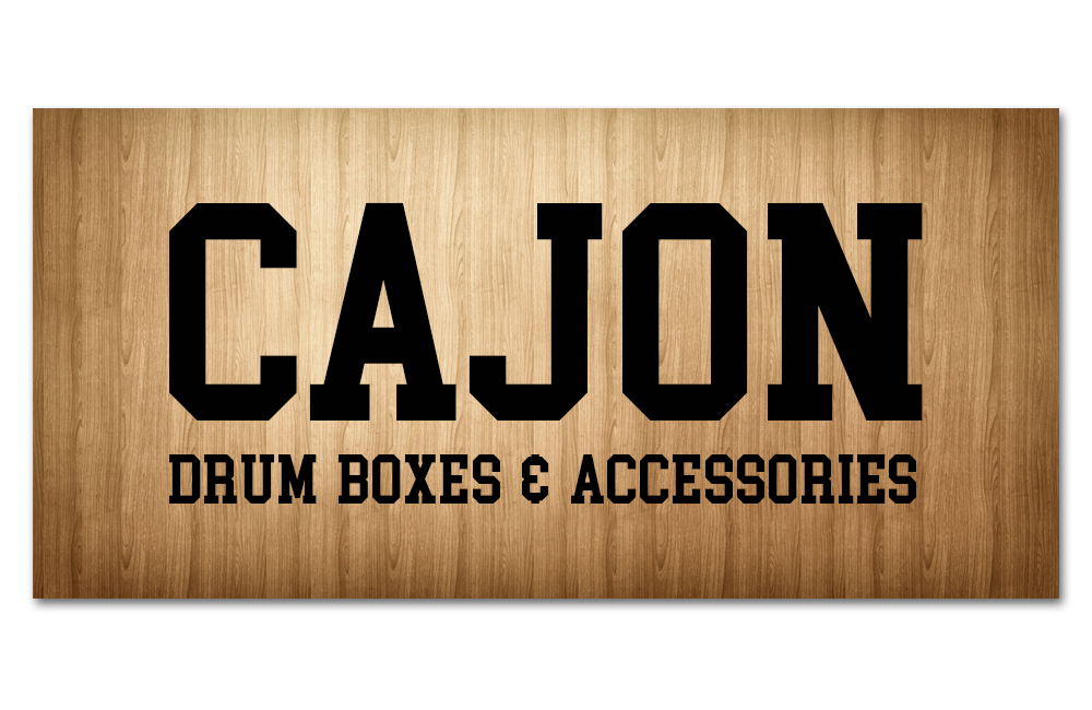 Cajon Drum Boxes & Accessories
