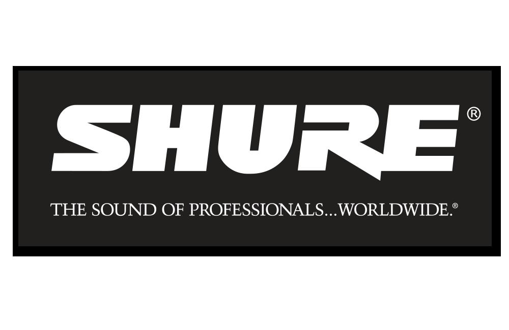 Shure Microphones & Hardware