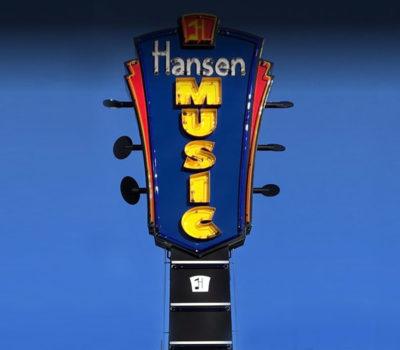 Hansen Music Address