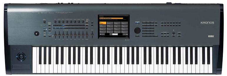 keyboard Korg KRONOS 73 Hansen Music
