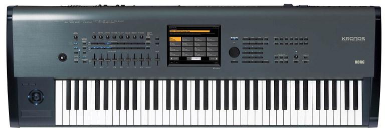 keyboard Korg KRONOS 73 Hansen Music