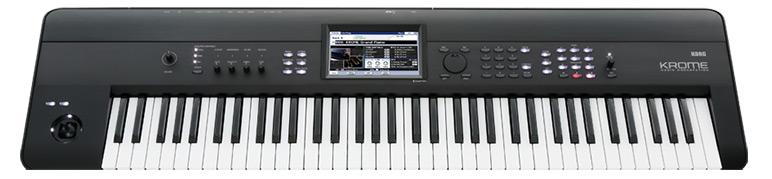 keyboard Korg Krome Hansen Music