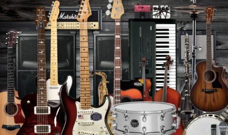 Instrument Selection Service Hansen Music