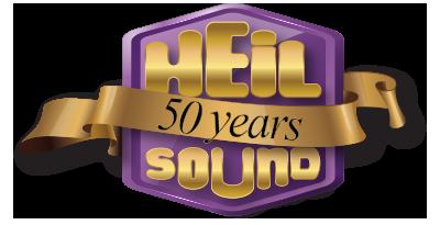 Heil Sound Logo 50 Years