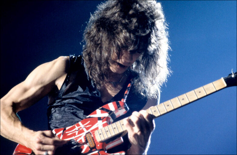 Eddie Van Halen Passed Away at 65